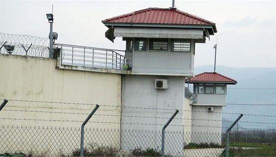 Тюрьма города Лариса