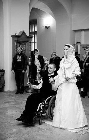 Венчание Колпаковых
