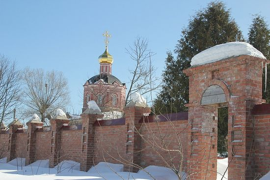Иоанно-Предтеченский храм в с. Сумароково
