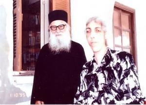 Геронда Иосиф и Мария, 1995 г.