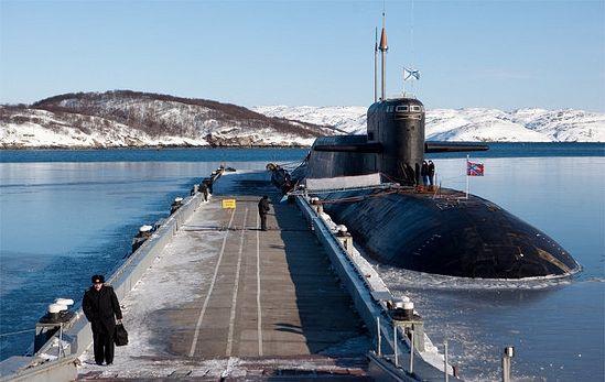 """Атомска подморница пројекта 667 БДРМ """"Делфин"""""""