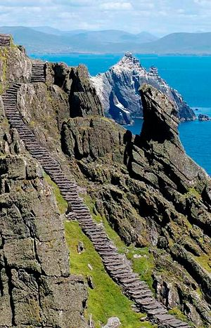 Skellig Michael. Photo: Pravoslavie.ru