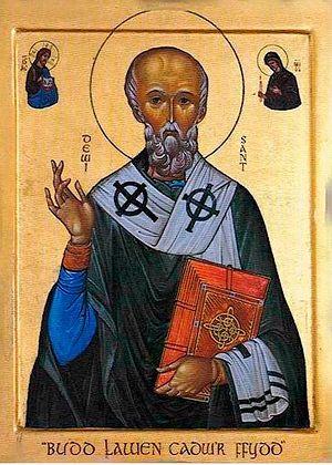 Святитель Давид Минивский