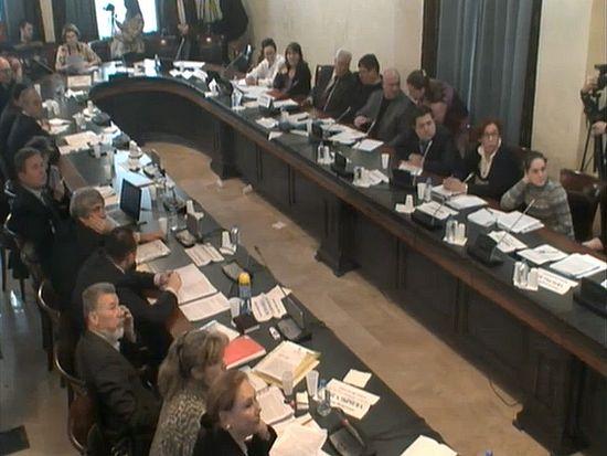 Обсуждение в Общественной палате 20 марта 2014 года