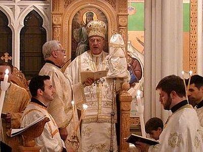 Митрополит Филипп (Салиба): «Ныне Америка возвращается к вере Петра и Павла!»