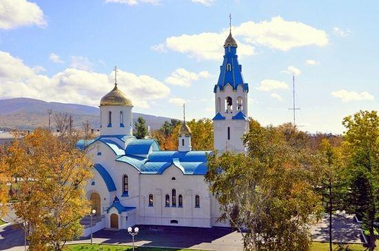 Yuzhno sakhalinsk sakhalin russia