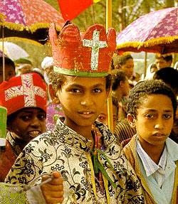 Эфиопские диаконы