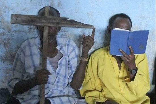 Христиане в Сомали становятся исповедниками веры