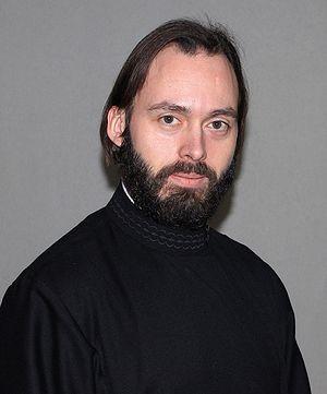 Deacon Valery Dukhanin
