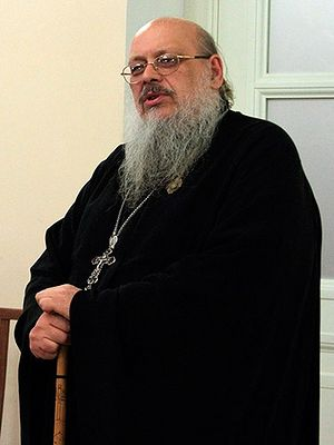 Archpriest Sergei Pravdoliubov