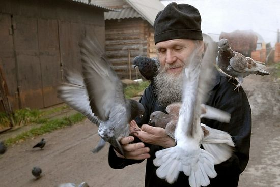 Monk Gerasimos Photo: Archbishop of Vologda and Veliky Ustiug Maximilian