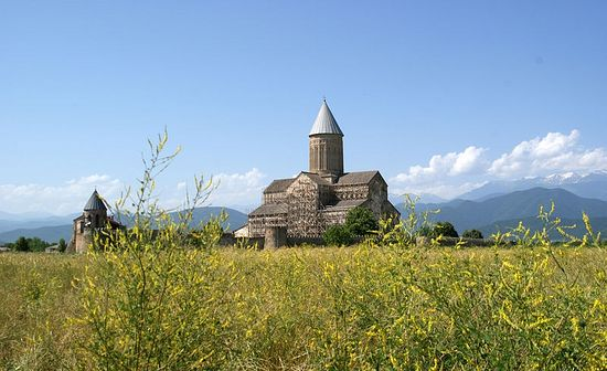 Монастырь Алаверди. Фото: Игорь Калядин