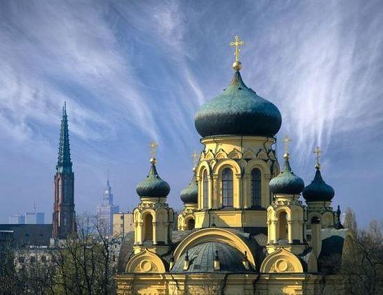 Кафедральный собор святой равноап. Марии Магдалины, Варшава