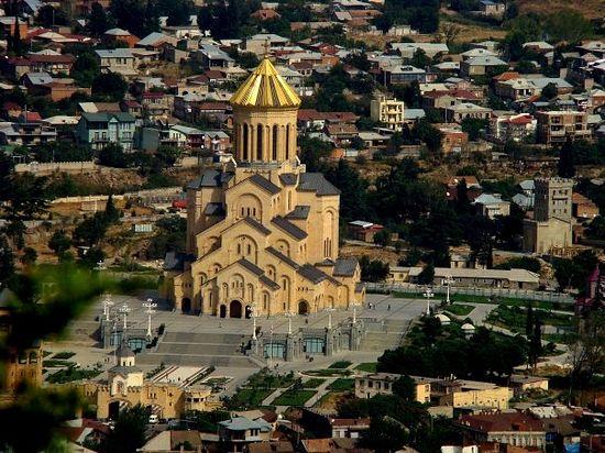 Собор Пресвятой Троицы, Тбилиси