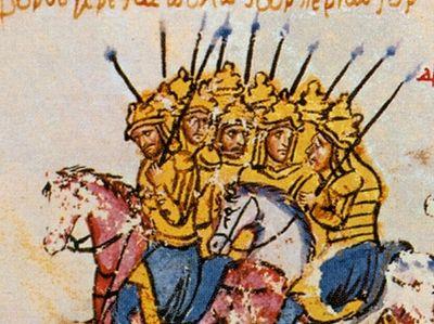Войны на Балканах в правление святого императора Юстиниана
