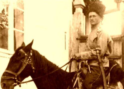 Дед В. Тимощенко перед началом Первой мировой войны