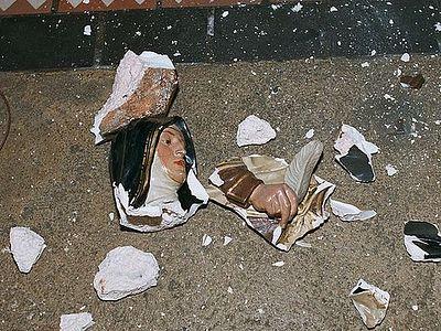 Вена: 6 церквей пострадали от рук вандала