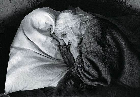 Павел Смертин. Бабушка. 1996