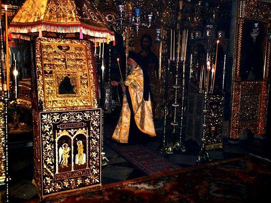 Икона Божией Матери Акафистная