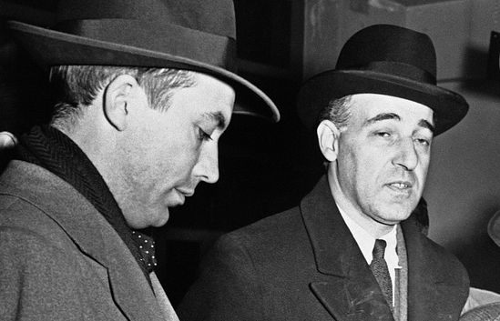 Laurence Steinhardt (right) © AP Photo