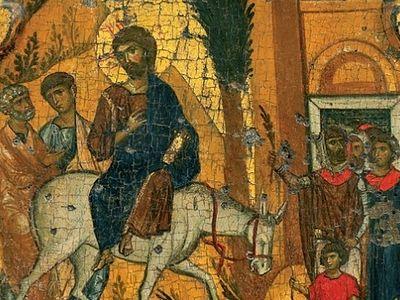 The Lord's Entry Into Jerusalem