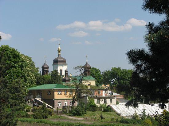 Троицкий Ионинский монастырь