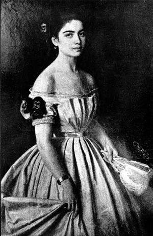 Княгиня Е. Васильчикова