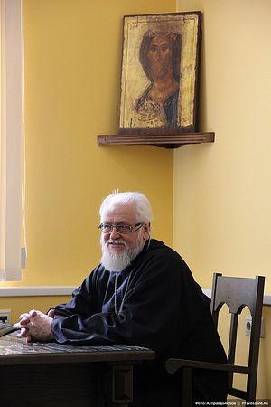 Протоиерей Владислав Цыпин. Фото: Авдей Правдолюбов / Православие.Ru