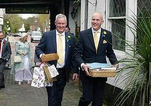 Венчание гомосексуальных пар