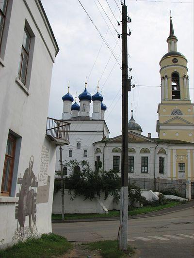Благовещенская церковь в Боровске