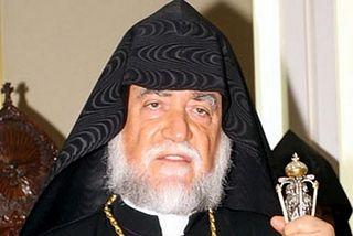 «Армянский народ ожидает от Турции не соболезнований, а признания геноцида», - Католикос Арам I