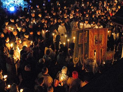 The Joy of Orthodox Pascha