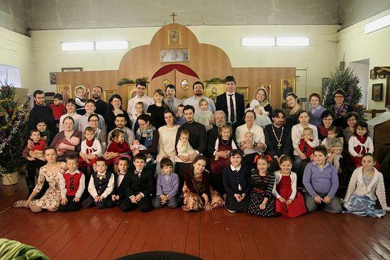 Семья отца Александра Ильяшенко