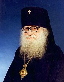 Archbishop Vasily Krivoshein