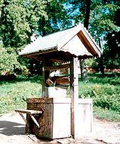 Амвросиевский колодец возле скита св. Иоанна Предтечи
