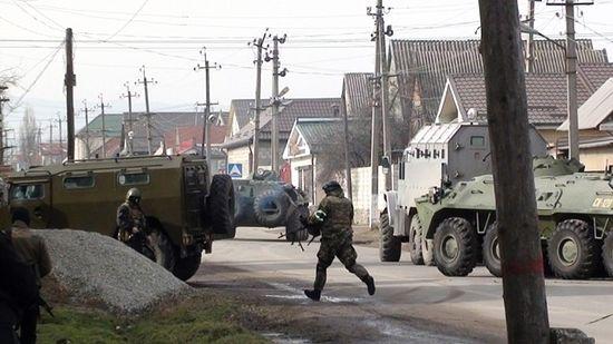 Контр-террористическая операция в селе Былым, Кабардино-Балкария, декабрь 2013