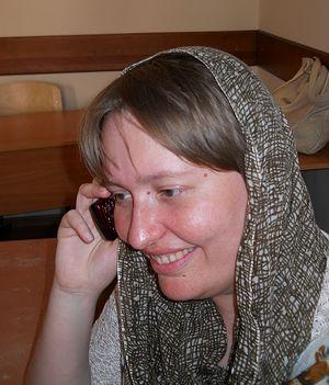 Марина Шмелева