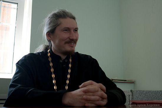Священник Алексий Каширин