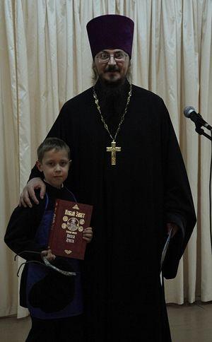 Протоиерей Виталий Колпаченко