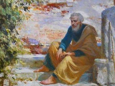 Петр, апостол Иисуса Христа