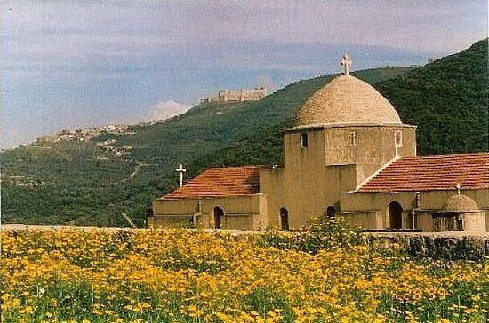 St. George Monastery, Syria. Photo: OrthPhoto.