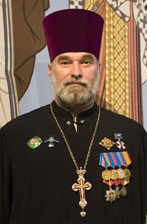 Протоиерей Александр Новопашин