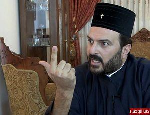 Священник Гавриил Наддаф