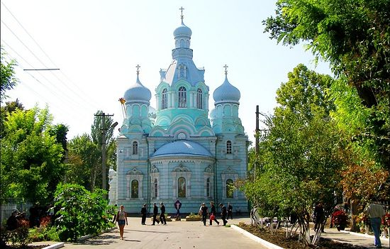 The Church of St. Dimitry of Rostov, Odessa. Photo: Evgeny Gutyar/UkraineTrek.com