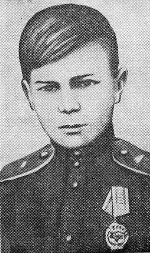 Серёжа Корнилов