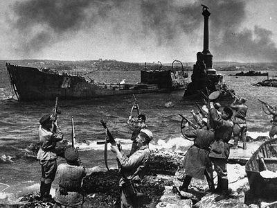 Освобождение Севастополя – города русской славы