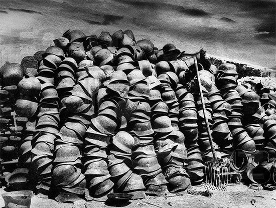 Мыс Херсонес, 1944 год