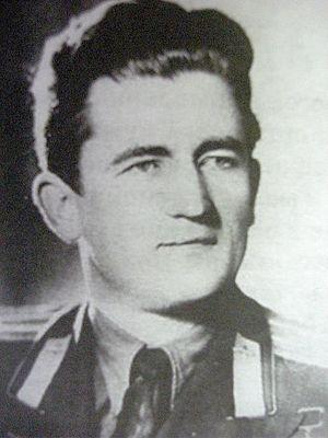 Герой Советского Союза Сергей Макарович Крамаренко