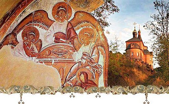 Свято-Троицкий Ахтырский монастырь