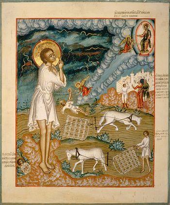 Св. Артемий Веркольский (XVIII в)